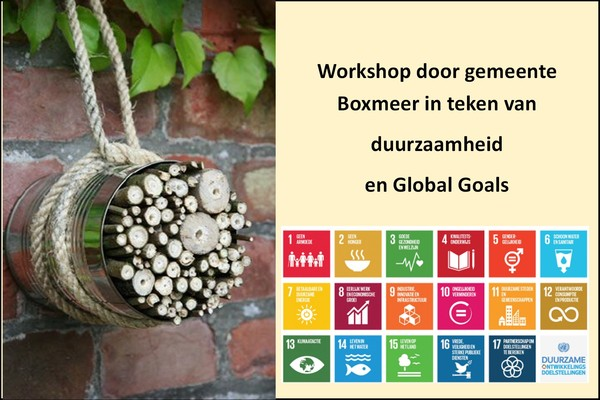 Gemeente Boxmeer en Global Goals
